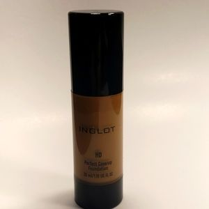 Inglot HD PERFECT COVERUP FOUNDATION #76 1.18 FLOZ